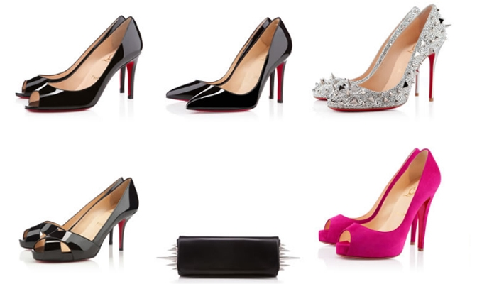 The Louboutin iPhone App