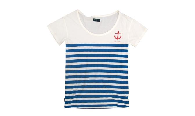 Loreak Mendian: estilo marinero