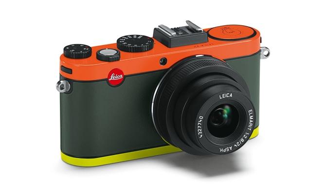 Leica X2: Edition Paul Smith