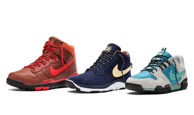 Nike x Stüssy