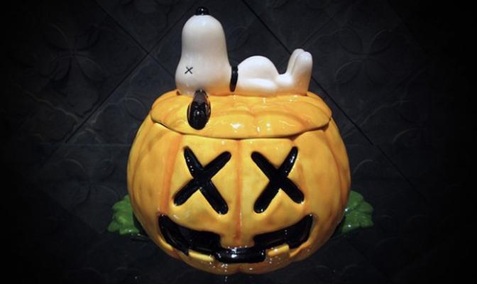 Snoopy Ceramic Kaws version