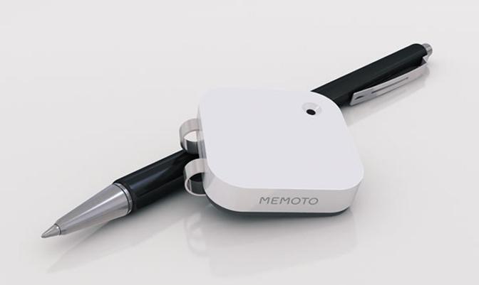 Memoto Lifelogging Camera