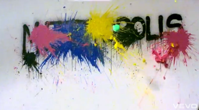 Mr. Brainwash & David Guetta crean Metrópolis