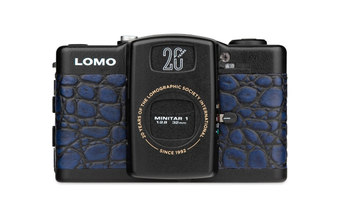 Lomography LC-A+ 20th Anniversary