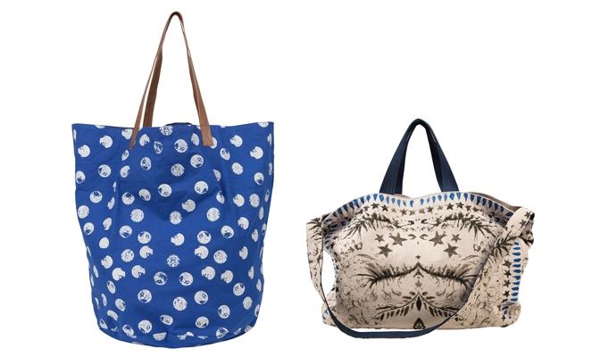 Becksöndergaard shopping bags
