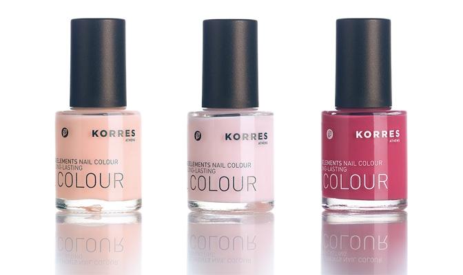 Minimalismo para uñas by Korres