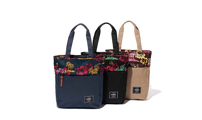 Stussy + Herschel: The aloha collection