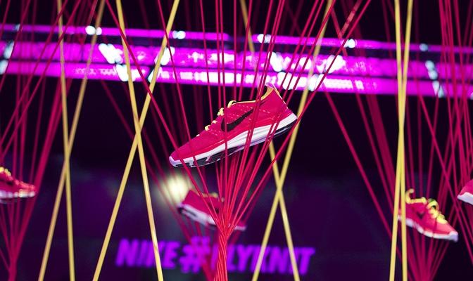 Nike Flyknit Experience