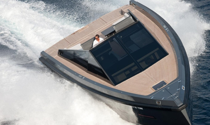 Wally 55 Sports Cruiser