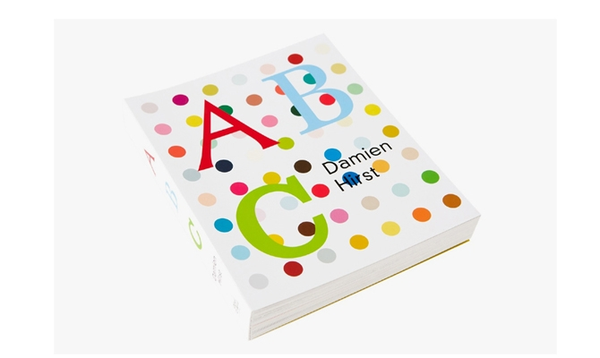 ?ABC? Book by Damien Hirst