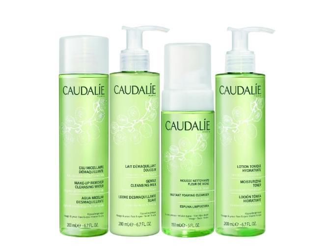 Limpia tu piel con Caudalie