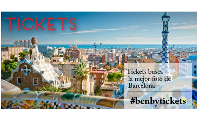 #BCNbyTickets