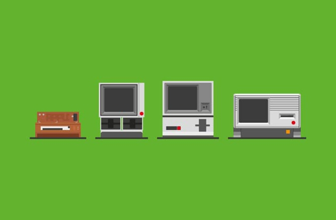 The Evolution of the Apple Desktop Computer