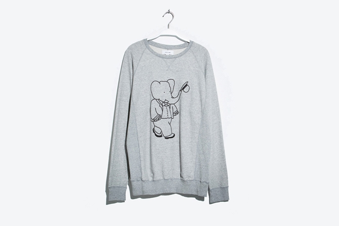 Babar the Elephant x Soulland