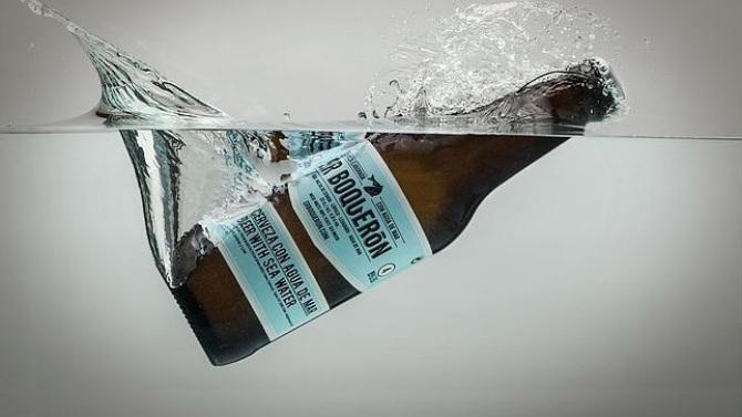 Er Boquerón, cerveza artesana con agua de mar