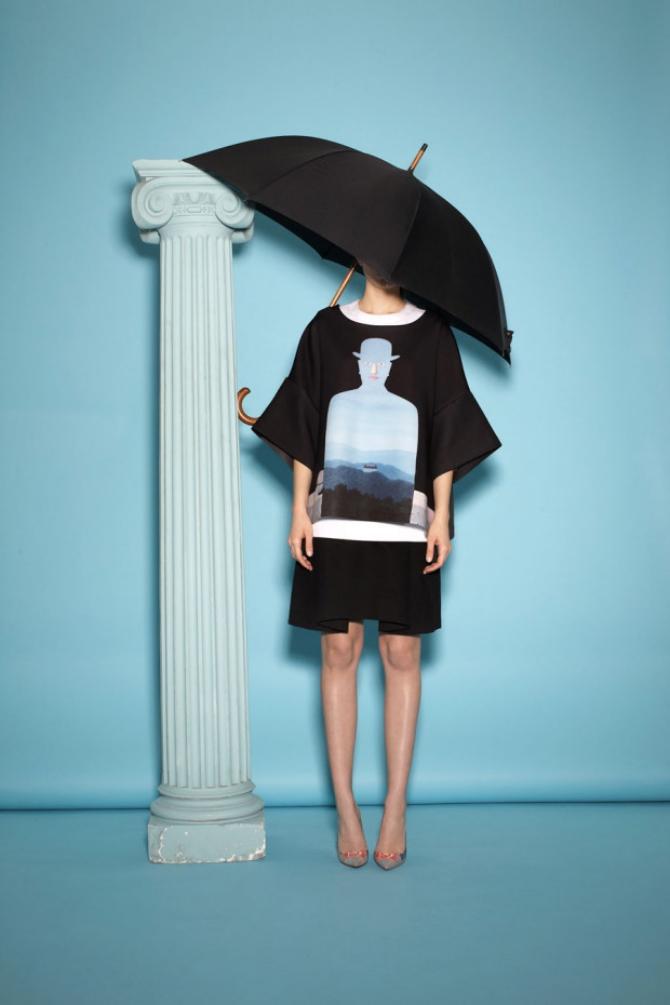 L'affaire de Open Ceremony y Magritte