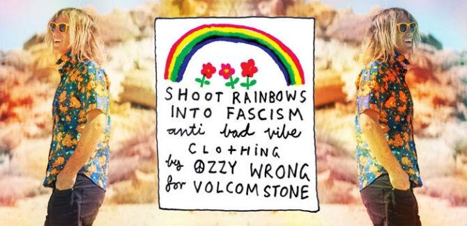 Ozzie Wright x VOLCOM