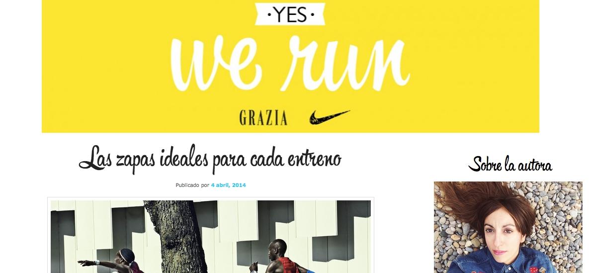 Yes, We Run