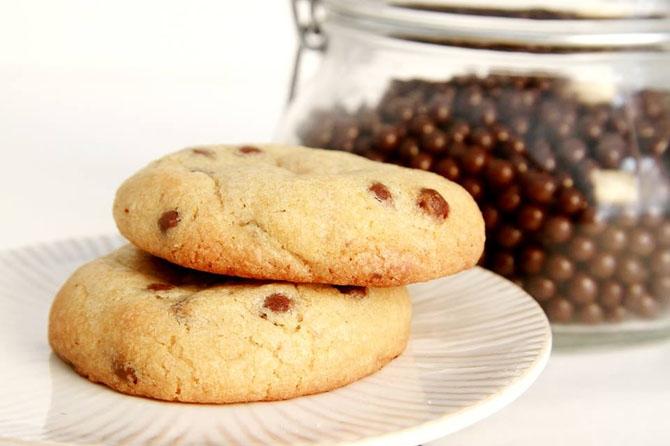 Afri's Cookies, el paraíso del Monstruo de las Galletas