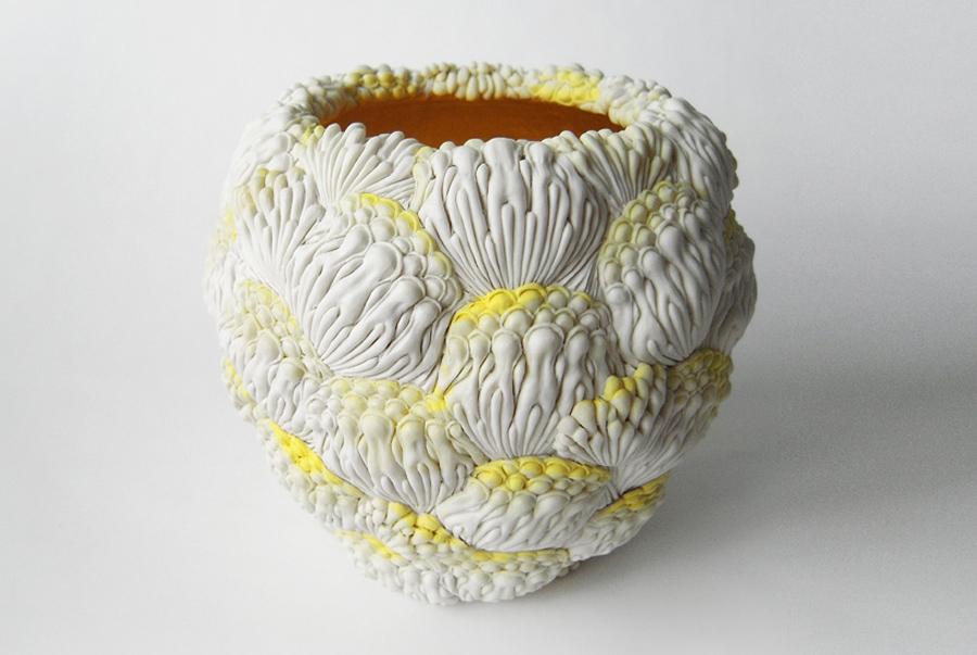 Hitomi Hosono y la porcelana