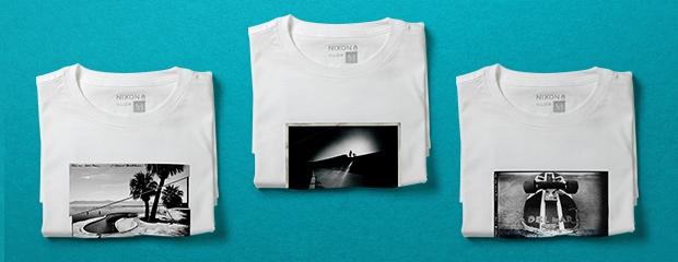 Skate, fotografía y camisetas