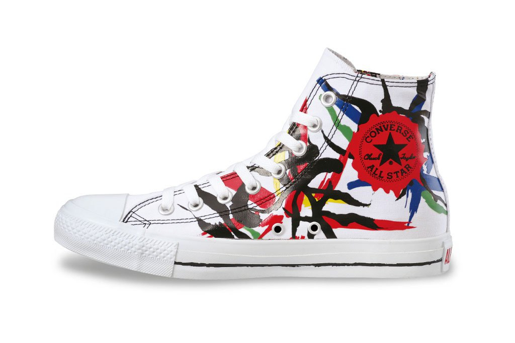 Taro Okamoto & Converse