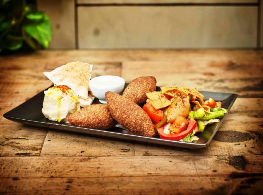 Shukran, cocina libanesa en Madrid