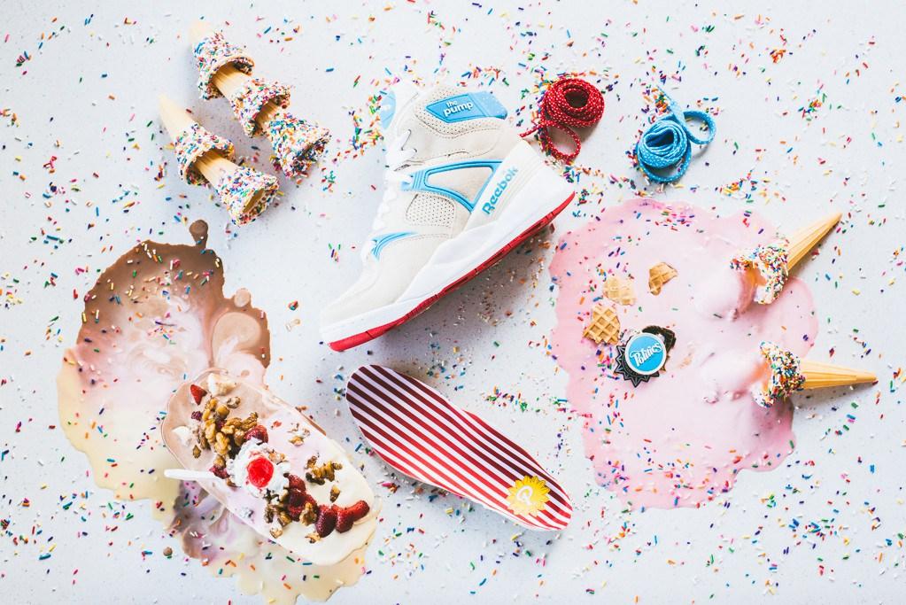 25 años de Reebok The Pump x Sneaker Politics