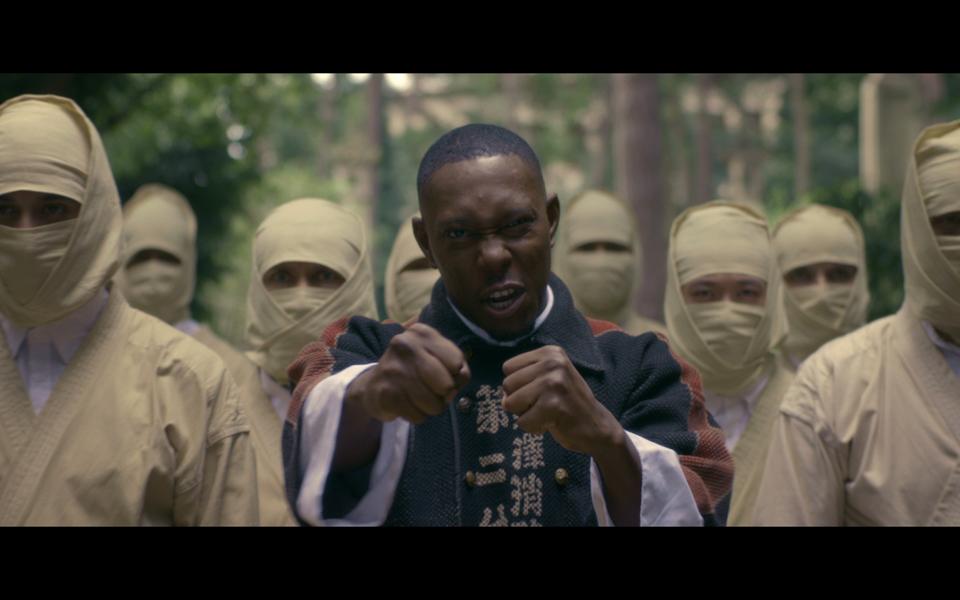 Dizzee Rascal tiene nuevo video 'Pagans'