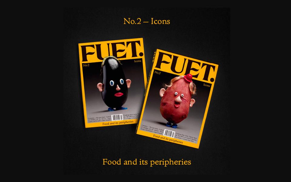 Food lovers: Fuet Magazine #02 está aquí