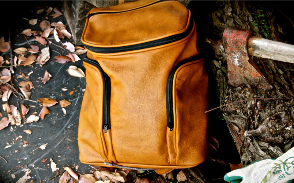 Ribags, mochilas nacidas de la casualidad