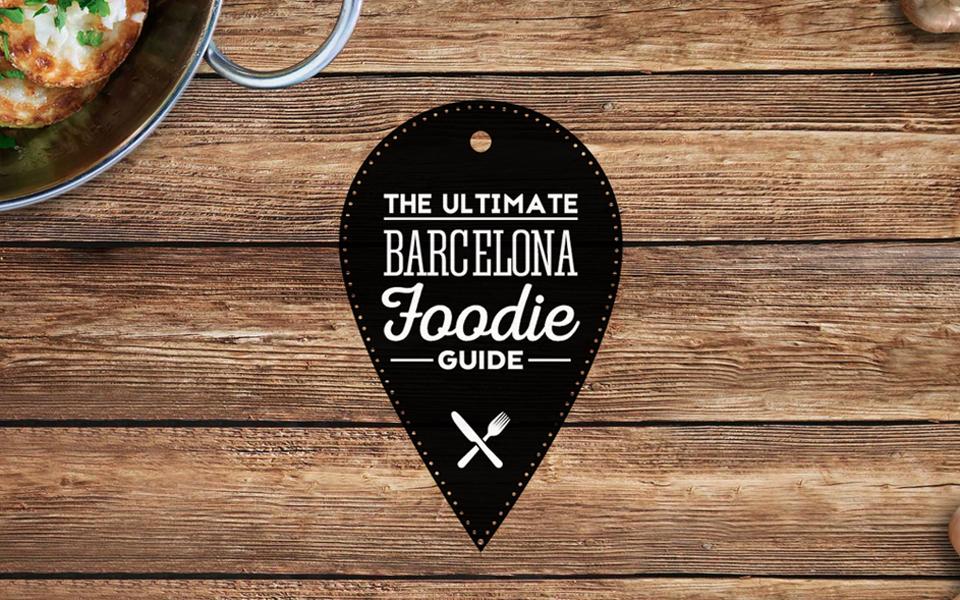 BCN Foodie Guide, la guía definitiva que buscabas