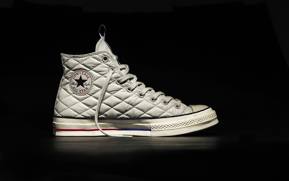 Converse All Star Chuck '70 Down Jacket White Right