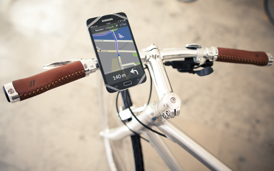 Soporte FINN de Bike City Guide