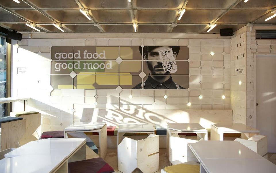Juice Rodríguez & Co: Good Food, Good Mood