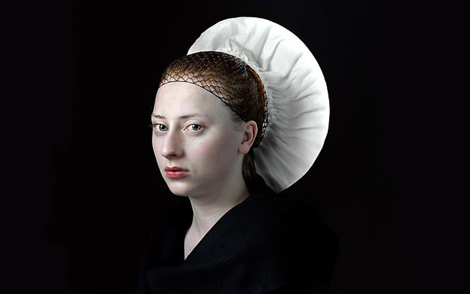Hendrik Kerstens, retratos pictóricos