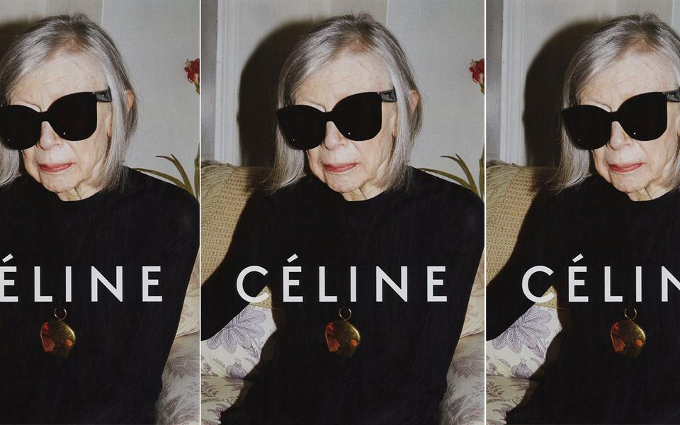 Joan Didion, musa de Céline