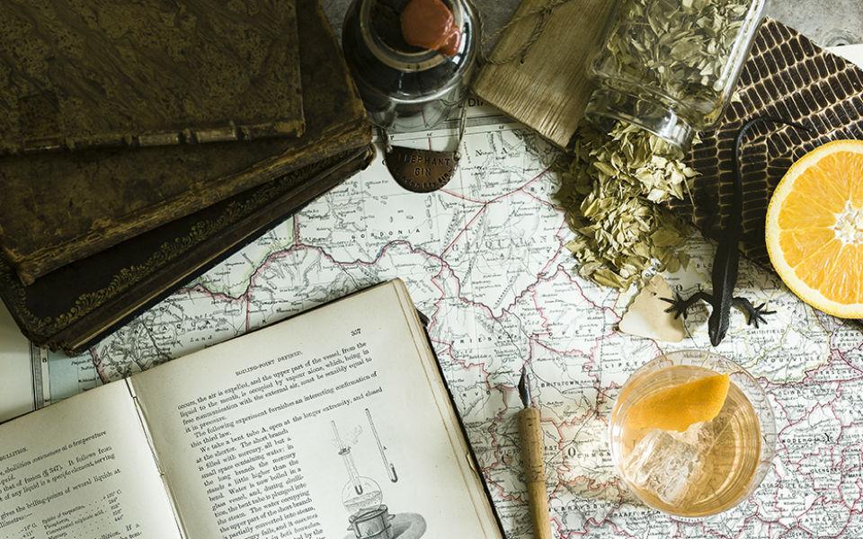 Robin Gerlach: «Es perfecto beber un gintónic mientras leemos un libro de aventuras o soñamos con ellas»