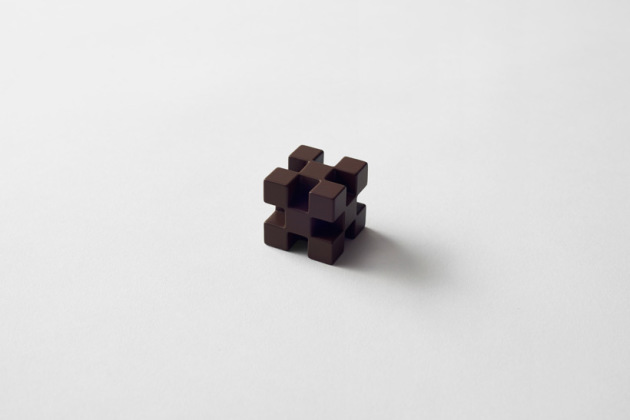 Chocolatexture de Oki Sato