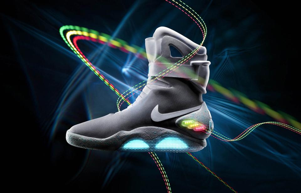 Nike Back to the future