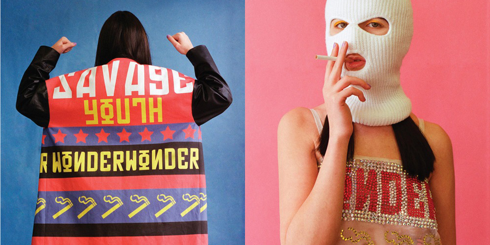 Atelier Wonder SS15 – Lookbook
