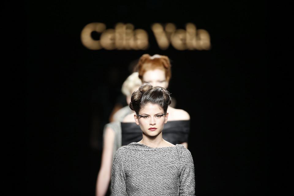 Celia Vela FW15 | o8o Barcelona Fashion