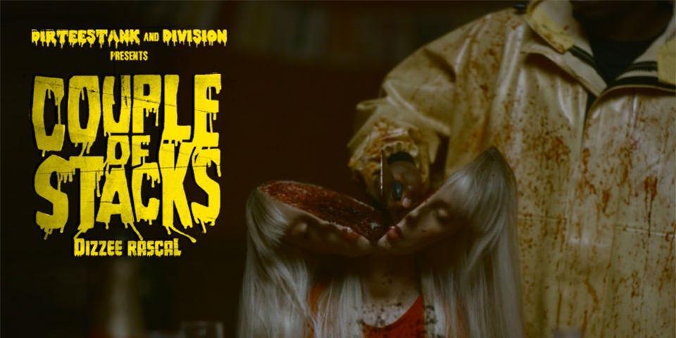 Chequea el nuevo vídeo-gore de Dizzee Rascal, Couple Of Stacks