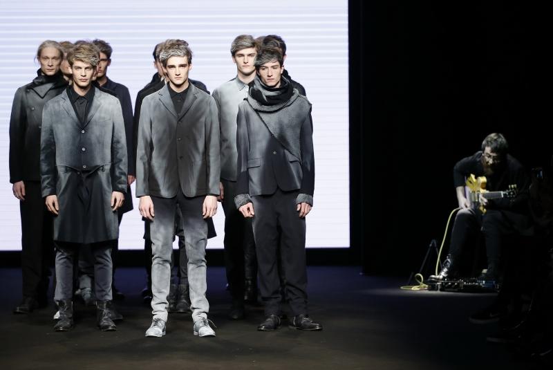 Josep Abril FW15 | o8o Barcelona Fashion