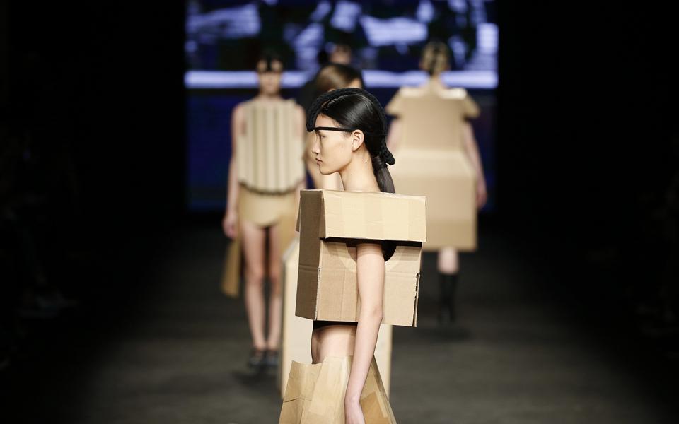 Txell Miras FW15 | o8o Barcelona Fashion