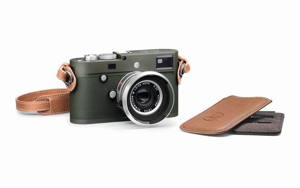 Un safari, una Leica M-P 240