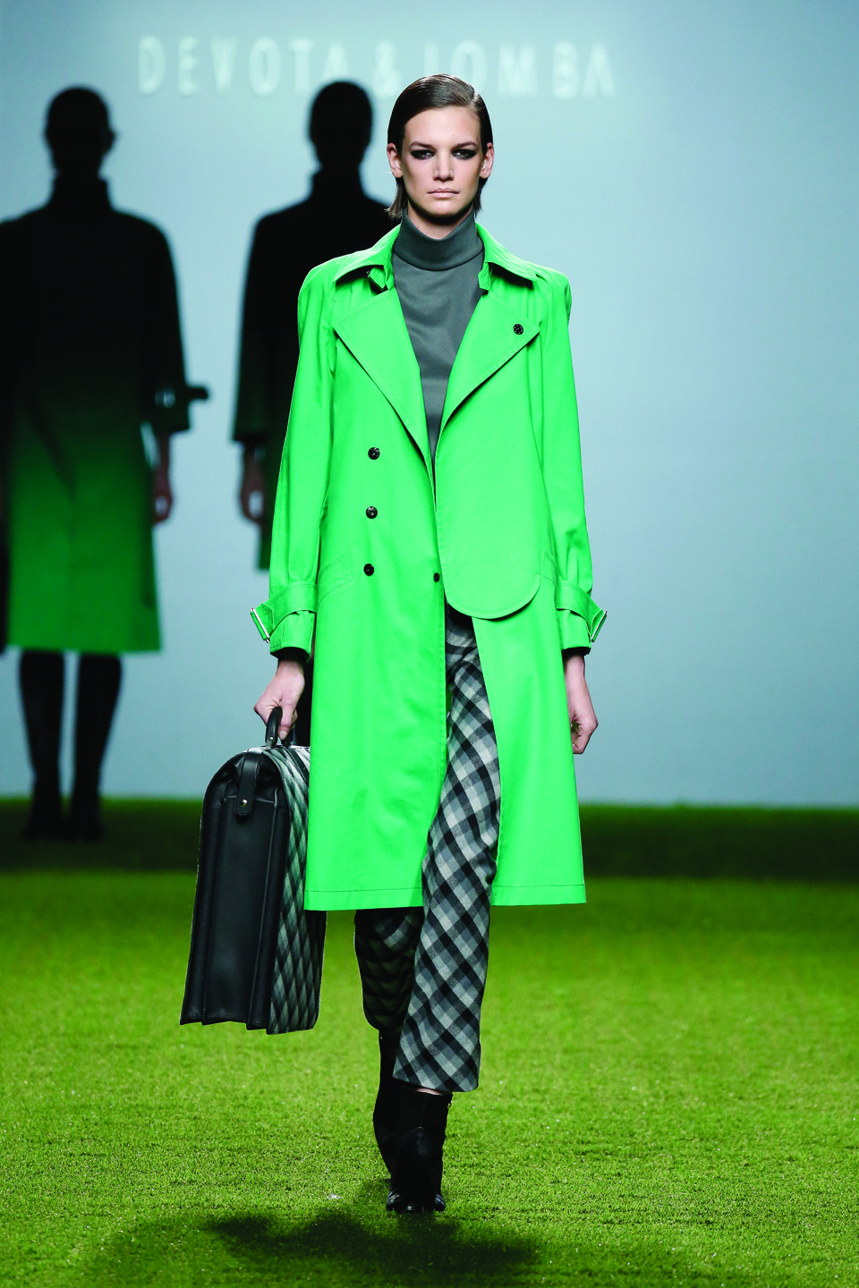 Mercedes Fashion Week Madrid Oto?o/Invierno 2015-2016