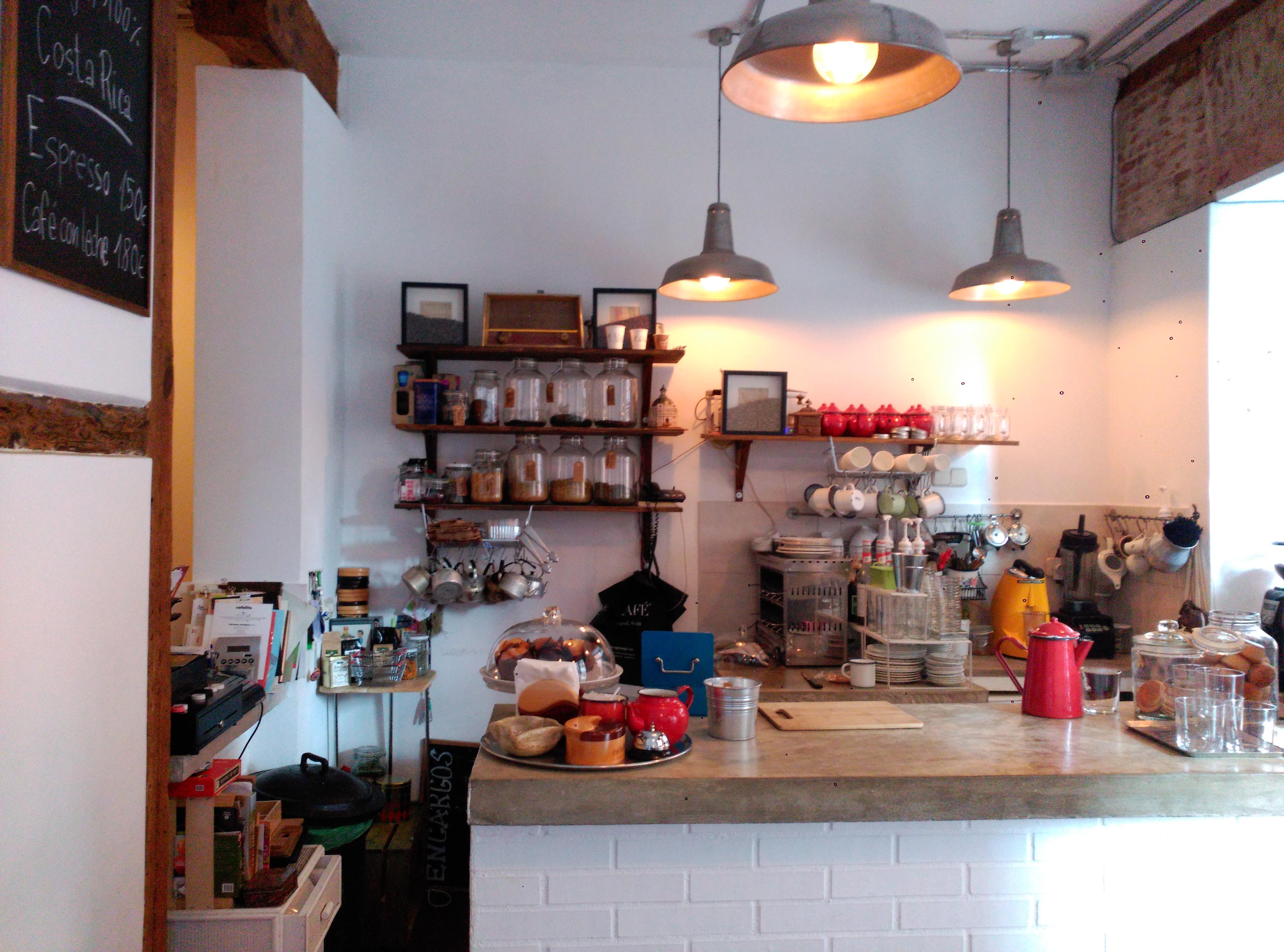 Cafelito, la sencillez de los buenos ratos