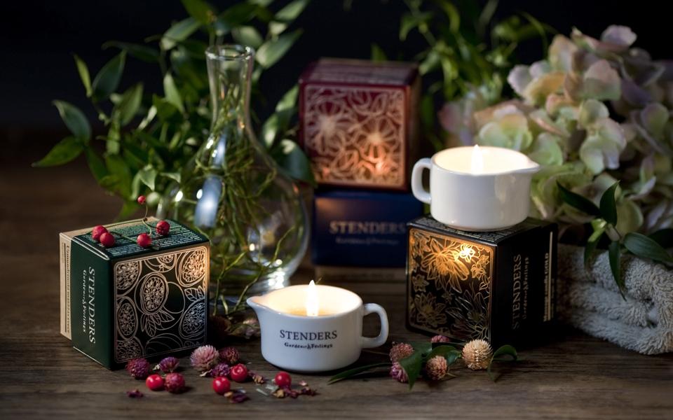 Stenders, cosmética artesanal de Letonia