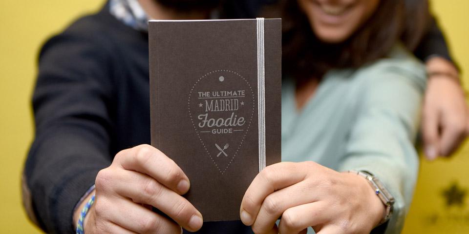 ¡Presentamos la Mad Foodie Guide!
